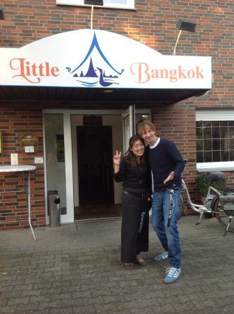 Gutersloh, Alemania: VIP in little bangkok