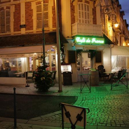 Cafe Le France Villers Sur Mer