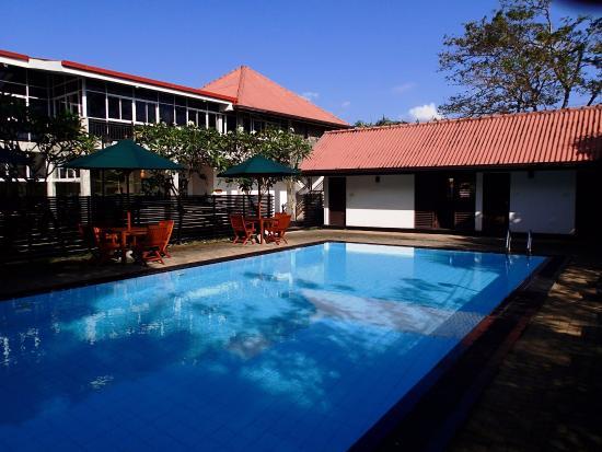 La piscine picture of joe 39 s habarana village habarana for La piscine review