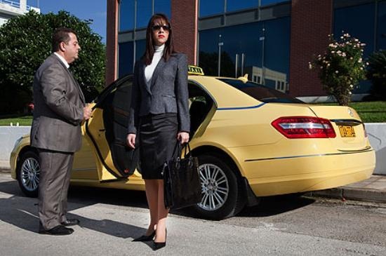 Taxi Luxury Business Services Picture Of Taxi Luxury Athens