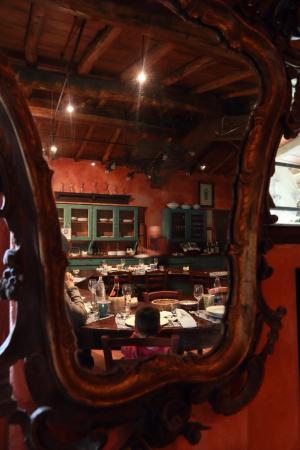 Reggello, Italië: interno del salone del Mulino di Ferraia