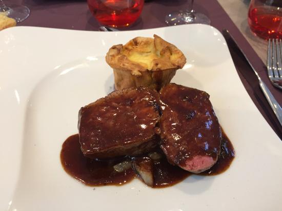Poire de boeuf picture of la table de cassan l 39 isle adam tripadvisor - Comment cuisiner la poire de boeuf ...