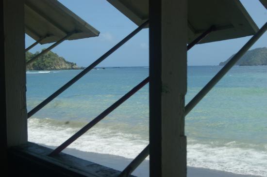 Speyside, Tobago: Ocean view