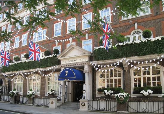 The Goring Dining Room: The Goring