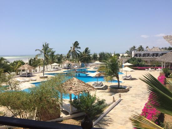 Club Valtur Twiga Beach: VISTA DALLA CAMERA DELLA STRUTTURA