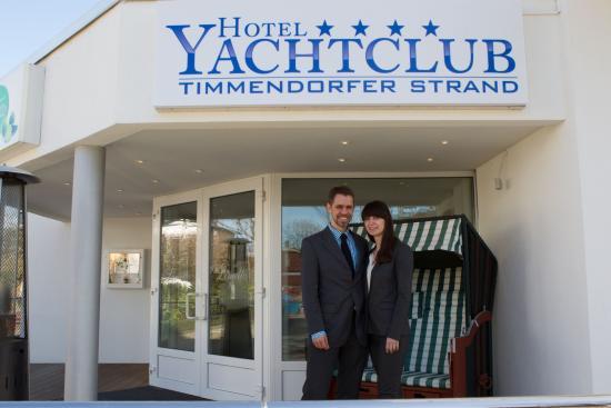 Hotel Yachtclub (Timmendorfer Strand, Tyskland) - Hotel ...
