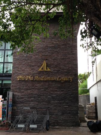 Phi Phi Andaman Legacy-bild