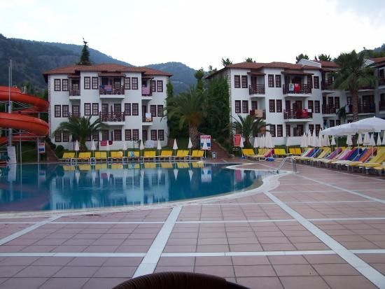 Alize Hotel: Before sunrise early morning