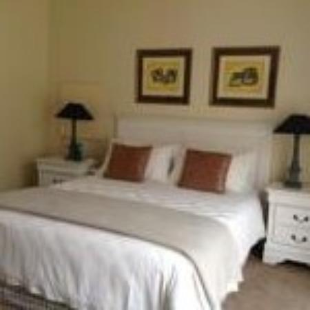 Durbanville, Νότια Αφρική: Standard double room with shower only