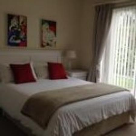 Durbanville, Zuid-Afrika: Standard double room with full bathroom