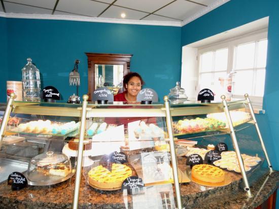 Diessen, Alemania: Süße Köstlichkeiten