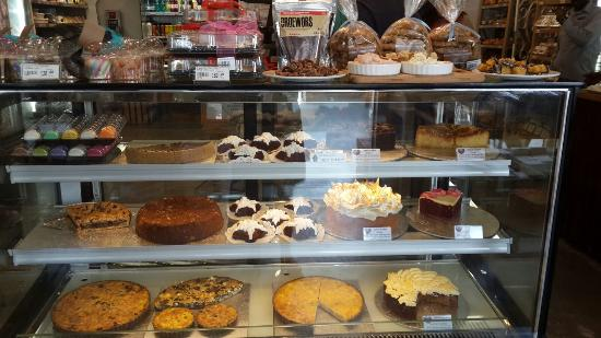 Bryanston, África do Sul: Low Carb and Low sugar cakes