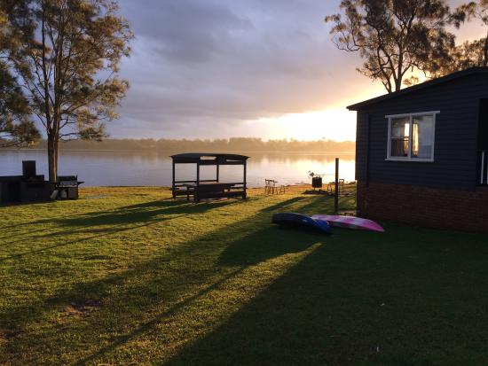 Sanctuary Point, Australien: The View from Dungowan