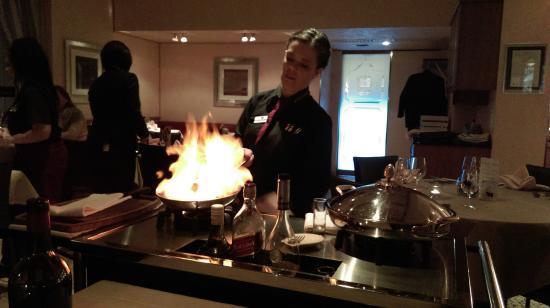 flambiertes chateaubriand picture of differente hotel krone rh tripadvisor co za