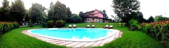 Agrate Conturbia, Italie : Veduta