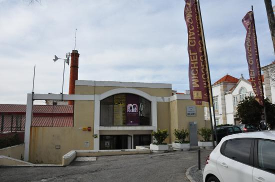 Museu do Trabalho Michel Giacometti: Frontview.