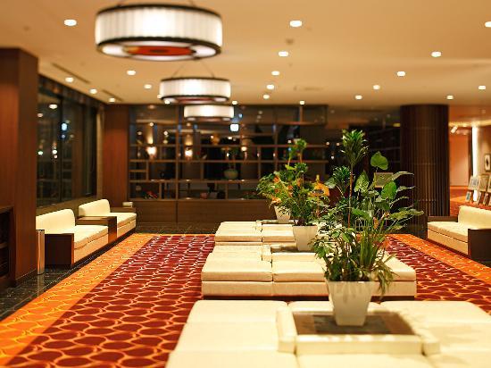 Hamanako Royal Hotel : エントランス