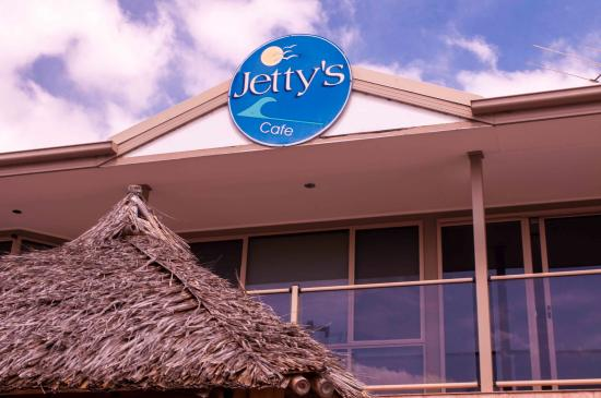 Rosebud, Australie : Jetty's sign