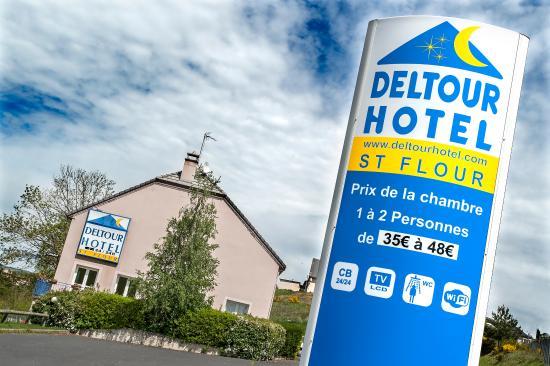 Saint-Flour, Frankrig: Deltour Hotel Saint Flour