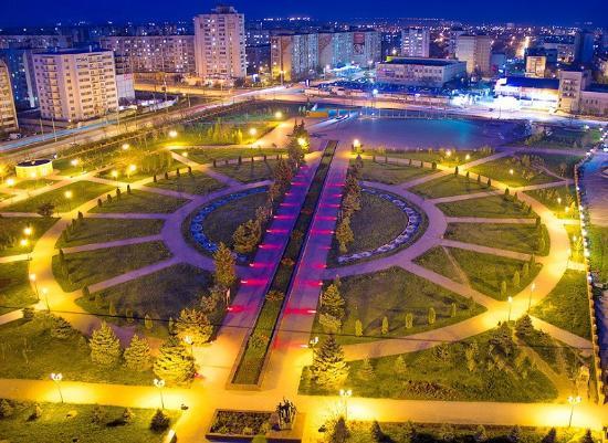Memorial Krasnaya Gorka