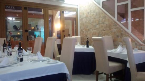 The Steakhouse: restaurantgedeelte havenkant
