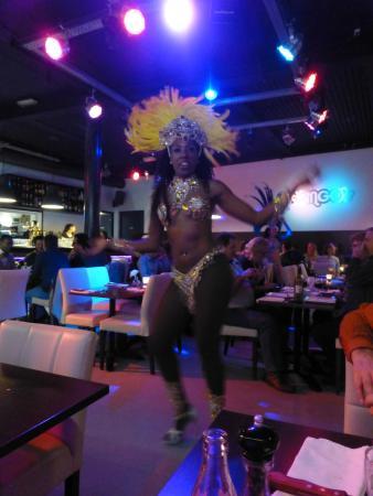 Spijkenisse, Países Baixos: De andere danseres