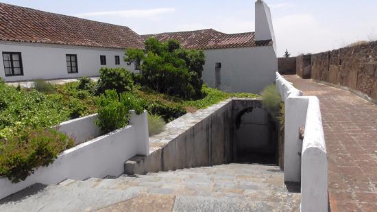Vila Vicosa, Portogallo: Tout En Haut Du Musée Chasse