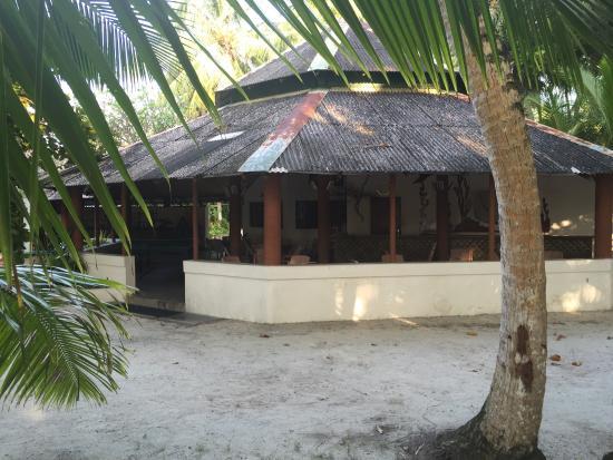 Asdu Sun Island: Area comune/bar/ristorante