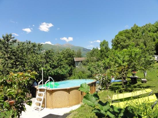 La bessonnerie b b reviews price comparison bourg for Bourg st maurice piscine