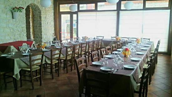 San Giovanni Gemini, Taliansko: La Tavernetta da Rosario