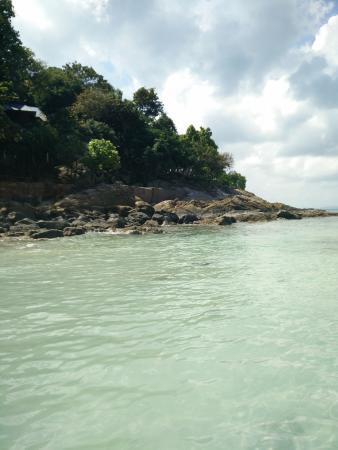 Terengganu, Malaisie : shark point