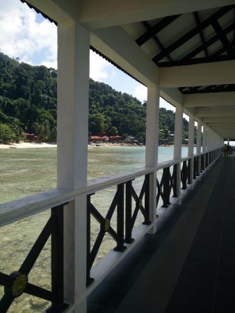 Terengganu, Malaisie : harbor