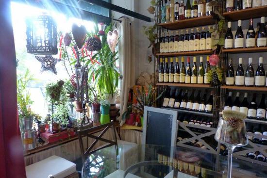 Compiègne, France : Les vins et alcools