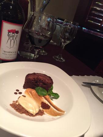Vanderbijlpark, Sydafrika: Looking foward for the next tasting at High stakes 25th February 2016! Thank you Chef John