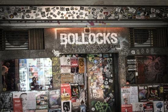Bollocks Rock Bar