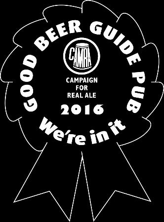 Berkhamsted, UK: We're in The Good Beer Guide 2016