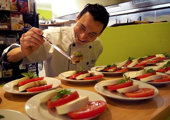 Norwood, Australia: Chef Khalil