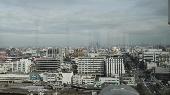 Nagoya Port Building: 名駅、栄方面