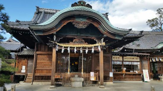 ‪Ogaki Hachiman Shrine‬