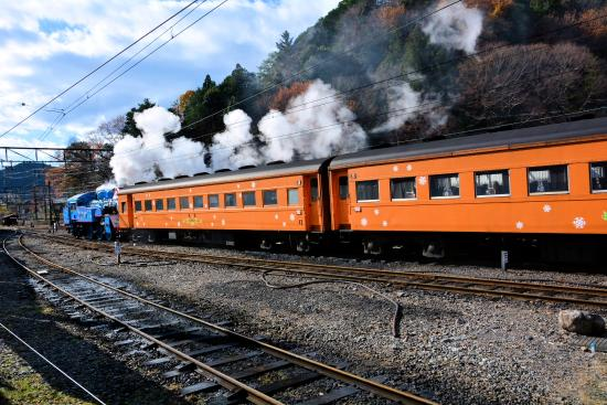 静岡県, 入れ替え作業中のトーマス
