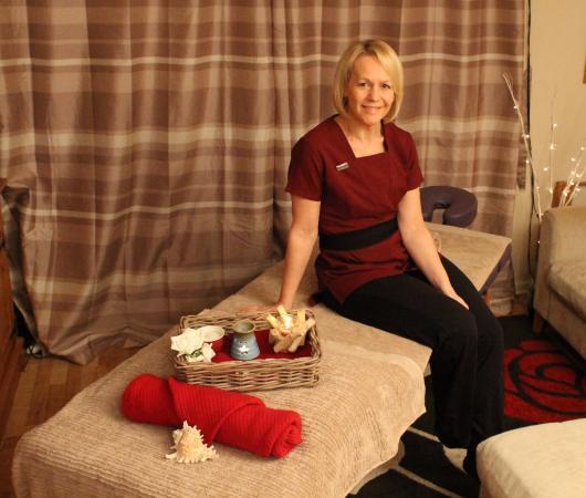 Claire Masser Massage Therapist