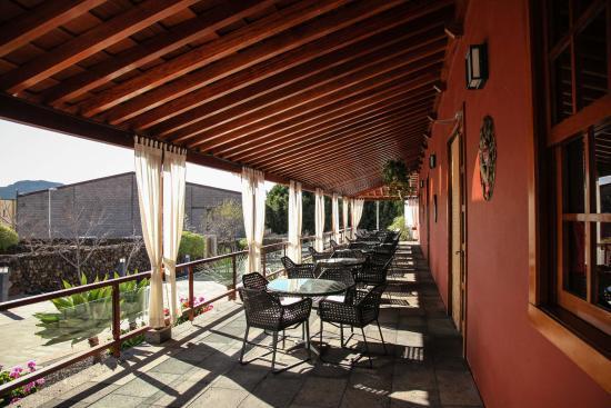 Santiago del Teide, Espagne : Terraza