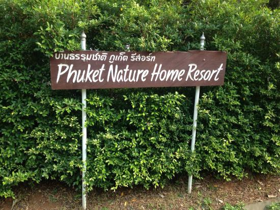 Phuket Nature Home Resort