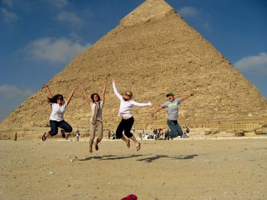 EgypTourGuide - Ahmed Zeyada
