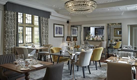 Broadway, UK: Foxhill Manor Dining