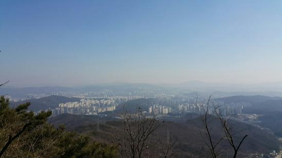 Gwanggyosan Mountain