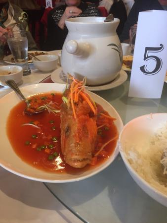 Peter Chang's China Grill: Peter Chang's, Charlottesville, VA