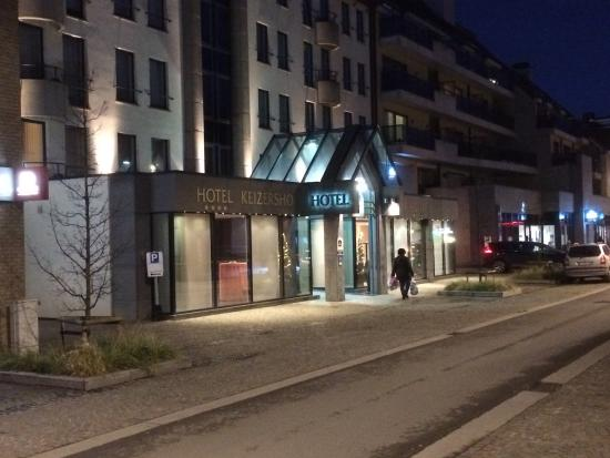 Aalst, Belgia: BEST WESTERN PREMIER Keizershof Hotel