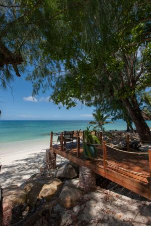 Castello Beach Hotel Anse Kerlan