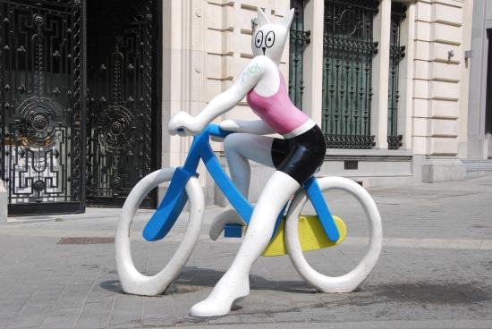 Brussels Bike Tours